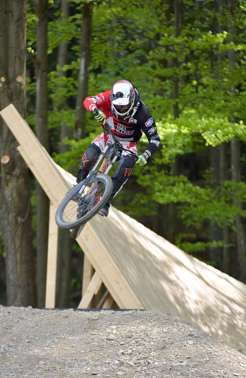 Bas Roelofs Bikepark Winterberg Online Mountainbike