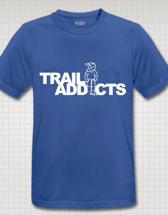 Trail-addicts shirt