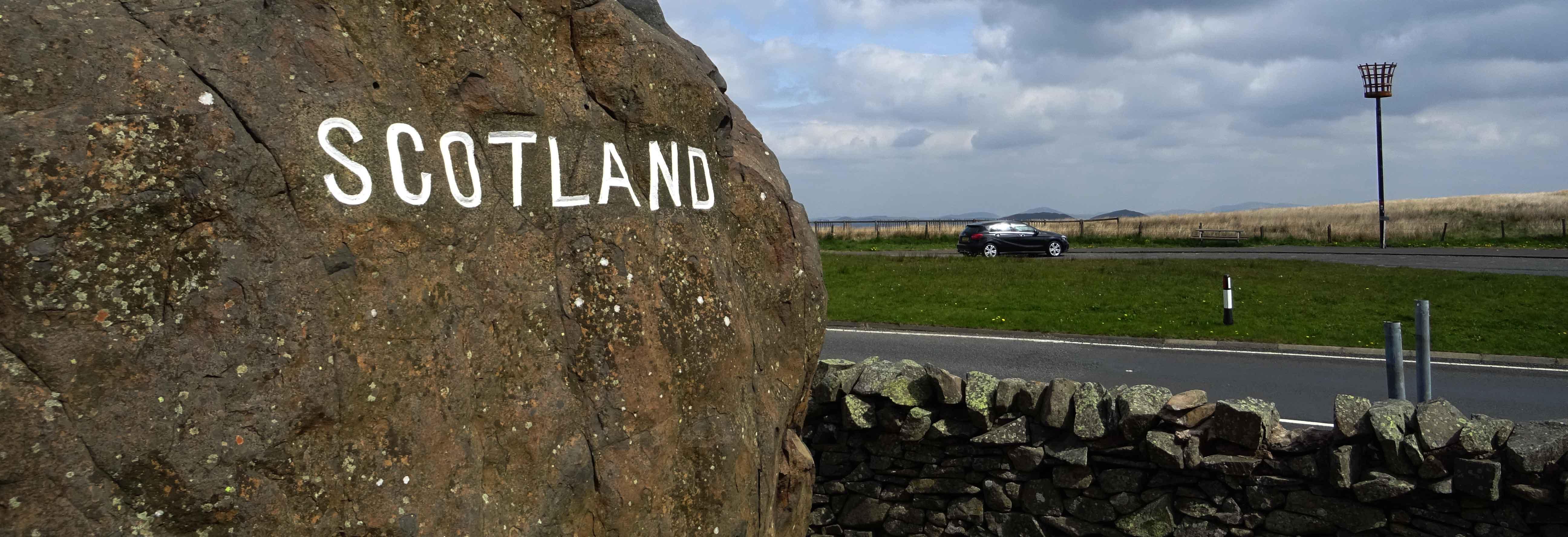 Schotland!
