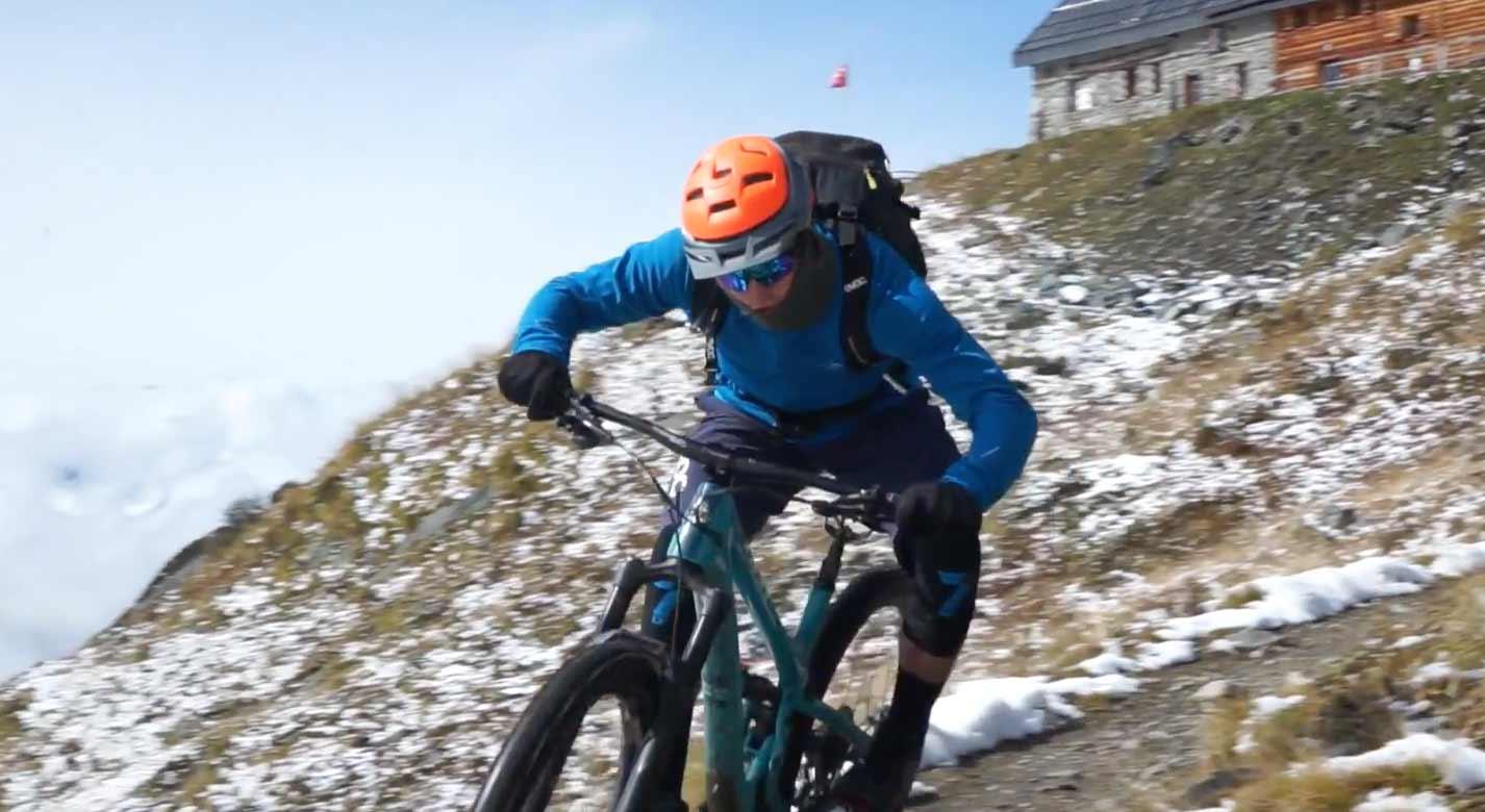 Snow Ride part II