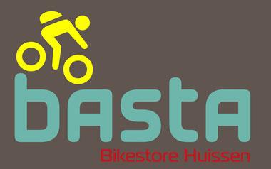 logo van basta bikes