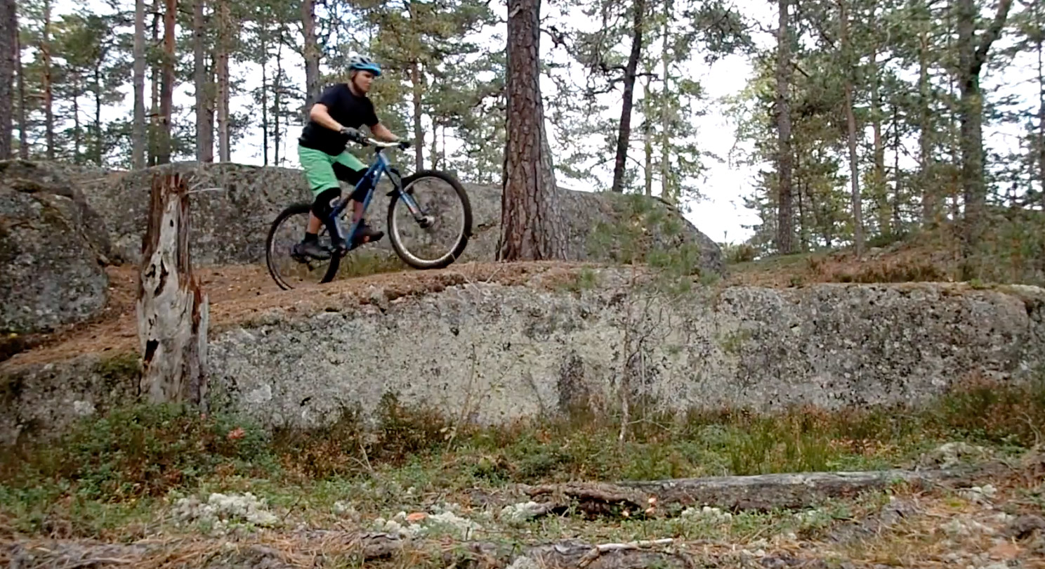 Rauwe Trail edit
