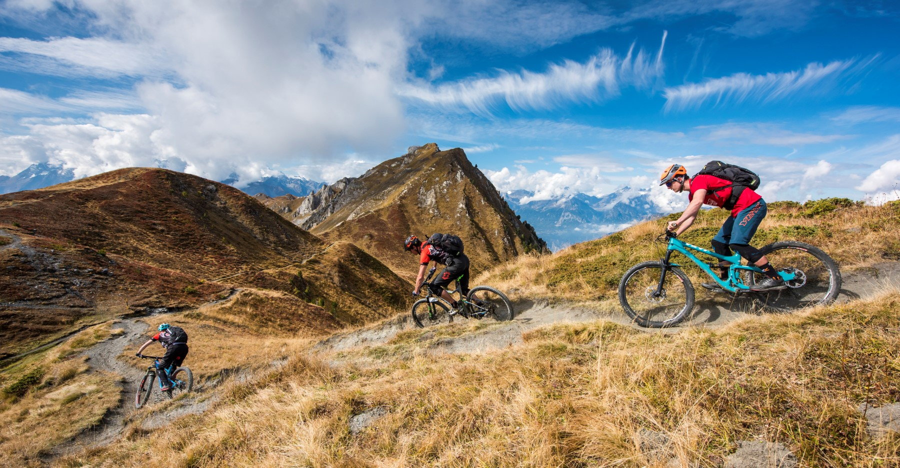 Trail-addicts Weekend in Verbier