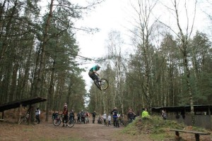 filthy trails, bike park,