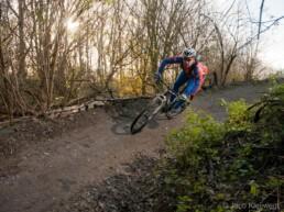 Mountainbikeroute Rozenburg