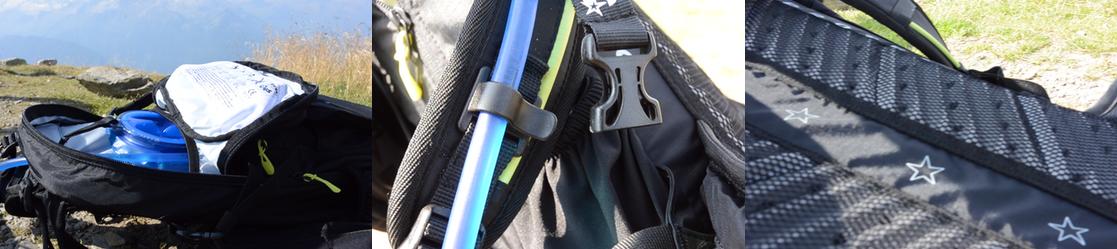 EVOC Backpack Detail