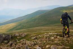 Lake District start van een prachtige afdaling