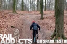 DJI spark test video