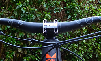 BB Components Carbon stuur