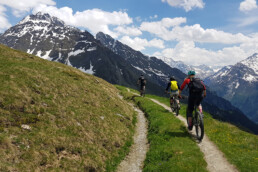 trail review in verbier