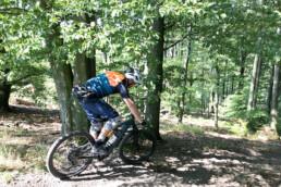 Trail rijden in Witten