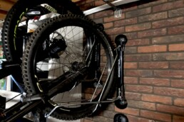 Steady Rack in de garage