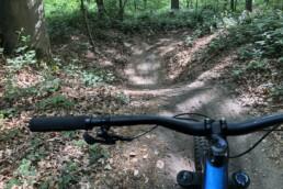 Mountainbike route van Arnhem