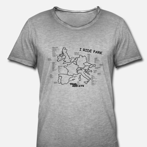 bike park t-shirt