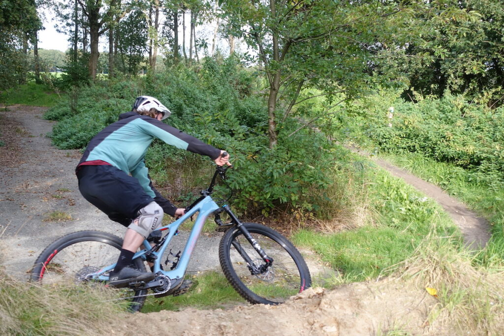 Kombocht in bike park Beilen